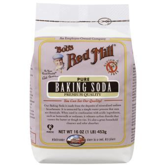 Bob's Red Mill Pure Baking Soda Premium Quality 453g Price Philippines