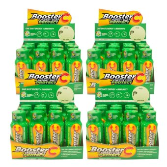 Booster C Energy Shot Protect variant 60 mL Set of 48 (Green)(…)