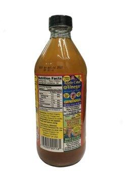 Bragg Organic Apple Cider Vinegar 473ml - 3