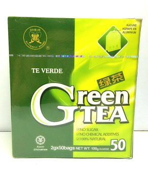 Butterfly Brand Te Verde Green Tea 50s Price Philippines