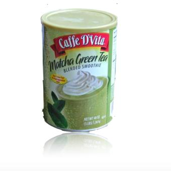 Caffe D'Vita Matcha Green Tea Blended Smoothie 48oz