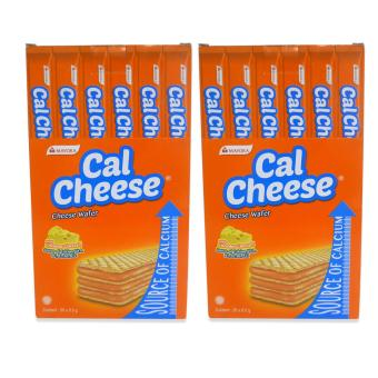Cal Cheese Cheese Wafer 20x8.5g 350577 W37