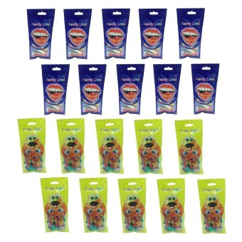 Candy Land Gummy Assorted Shark 50g Set of 10 Free Candy LandSunflower Seed 50g Set of 10 Price Philippines