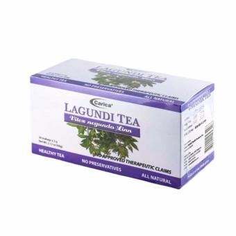 Carica Lagundi Tea - Box of 30 Teabags