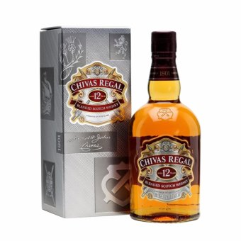 Chivas Regal 12 Year Old Blended Scotch Whisky (70cl, 40.0%)