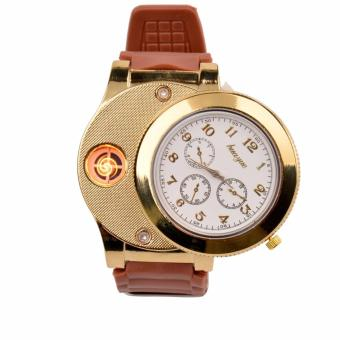 Classy Watch Electronic Lighter (Gold)
