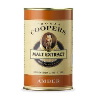 Coopers Amber Malt Extract