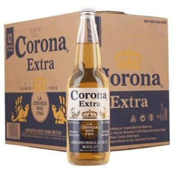 Corona Extra Premium Lager 355ml Box of 24 Bottles