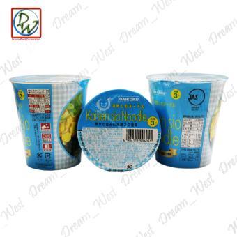 Cup Noodle Kaisen Sio Noodle Daikoku 66g - 5