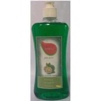Dishwashing Liquid - 700ml (GREEN)