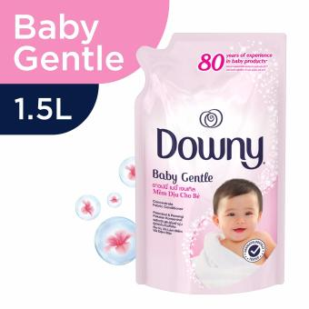 Downy(R) Baby Gentle Concentrate Fabric Conditioner 1500 mL