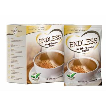 Endless Barako 10-in-1 Coffee (Gold)