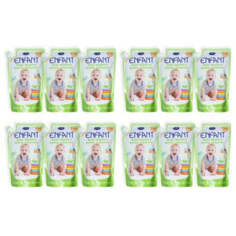 Enfant Nipple and Bottle Liquid Cleanser 700 ml Pack of 12 product preview, discount at cheapest price