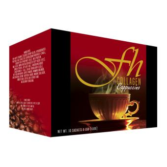 FH Collagen Cappuccino Coffee