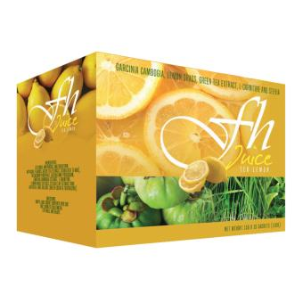 FH Slimming Juice Tea Lemon