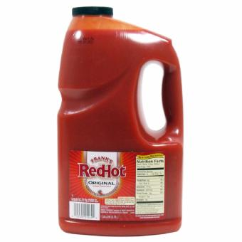FRANKS RED HOT SAUCE 1 GALLON Price Philippines