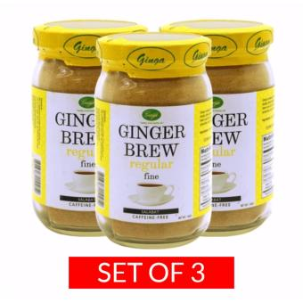 Ginga Ginger Brew 160g Salabat Tea Set of 3