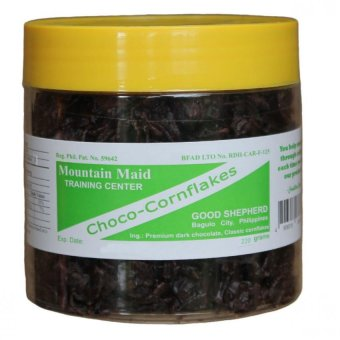Good Shepherd Choco Corn-Flakes (Pure Black)