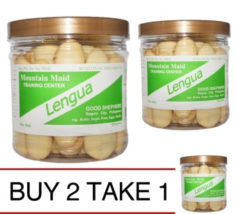Good Shepherd Lengua de Gato Buy 2 Take 1