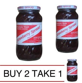 Good Shepherd Strawberry Spread (Pure Red) Buy 2 Take 1