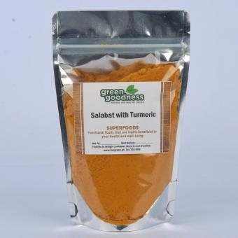 Green Goodness Instant Salabat with Turmeric (250g)