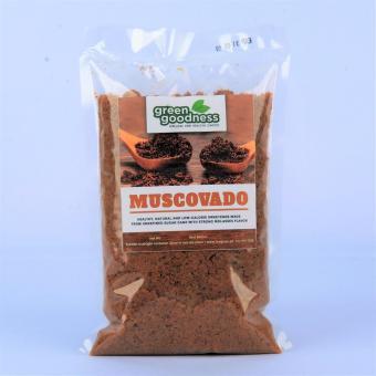 Green Goodness Muscovado Sugar (1 Kg)