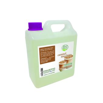 Green Leaves Concentrated Caramel Macchiato Flavor Essence 500g