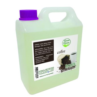 Green Leaves Concentrated Multi-purpose Coffee Flavor Essence 1Kg
