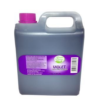 Green Leaves Concentrated Violet Liquid Food Color 1 Kilo
