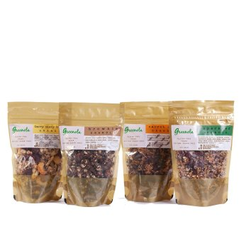 Greenola Good Morning Granola Set