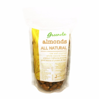 Greenola Whole Natural Almonds 500g Price Philippines
