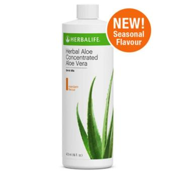 Herbalife Aloe Concentrate Mandarin 473ml Price Philippines