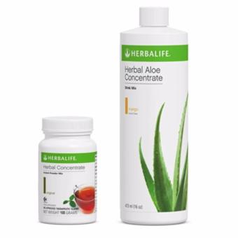 Herbalife Aloe Concentrate Mango and Herbal Tea Concentrate 100g Price Philippines