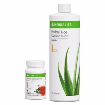Herbalife Aloe Mango and Tea 50g Price Philippines
