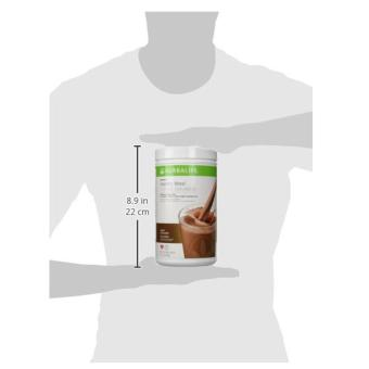 Herbalife Basic Program for Nutrition (Dutch Choco, Fiber and Herb, Vitamins and Minerals) - 4
