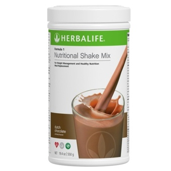 Herbalife Basic Program for Nutrition (Dutch Choco, Fiber and Herb, Vitamins and Minerals) - 2