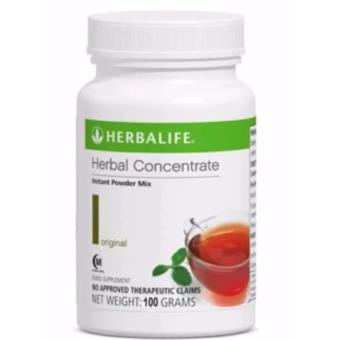 Herbalife Herbal Concentrate Instant Powder Mix Tea 100g