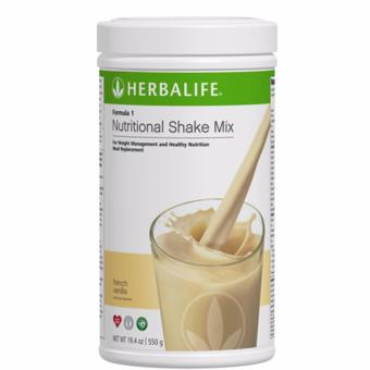 Herbalife Nutritional Shake French Vanilla Canister