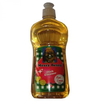 Harga Messy Bessy Natural Dish Cleaner Kiwi Lemon 500ml
