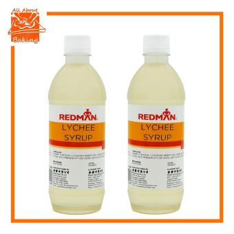 Harga All About Baking Redman Lychee Syrup 510ml Set of 2