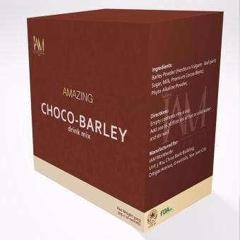 Amazing Choco Barley Powdered Drink (10 Sachets) Price Philippines