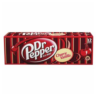 DR. PEPPER CHERRY 12/12 OZ Price Philippines