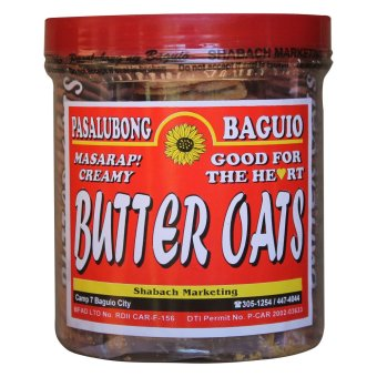 Harga Baguio Butter Oats (Pure Brown)