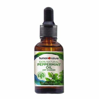 Harga Human Nature 100% Natural Peppermint Oil 30ml