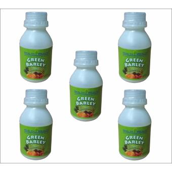 Health Wealth Green Barley Drink 5 bottles Price Philippines