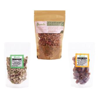 Greenola Nut-Free Treats Set of 3 Price Philippines