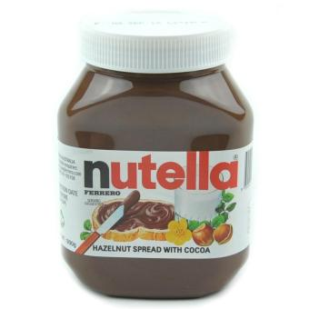 Harga NUTELLA FERRERO Hazelnut Spread with Cocoa 900g