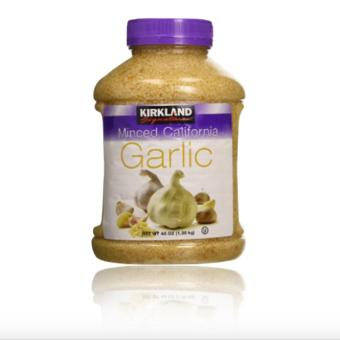 Kirkland Signature Minced California Garlic, 48 Ounce Price Philippines
