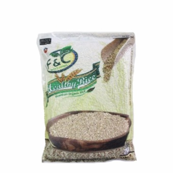 Healthy Rice (Organic) Brown 2kl. Price Philippines