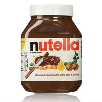 Harga Nutella Hazelnut Spread with Cocoa 900g
